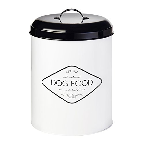 Amica Pet, Buster All Natural Dog Food Storage Bin