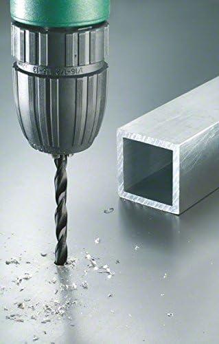 /Ø 12,5 mm Bosch Professional Metallbohrer HSS-R rollgewalzt mit Rotuziertem Schaft