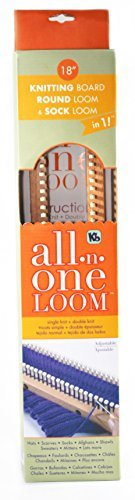 KB All n One Loom Knitting Board by KB All n One Loom