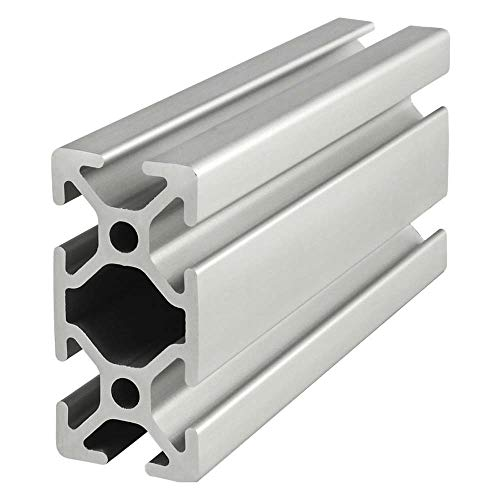 25-2550, 25 Series 25mm x 50mm Extrusion x 2440mm