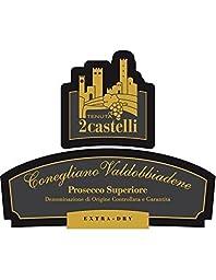 Prosecco Superiore Extra-Dry DOCG Tenuta 2Castelli 750 ml