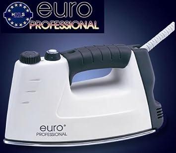 Amazon.de: Euro Professional Dampfbügeleisen mit Keramiksohle / 5, 5 ...
