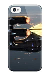 Durable YY-ONE For Iphone 4/4s PC Cover(star Trek)