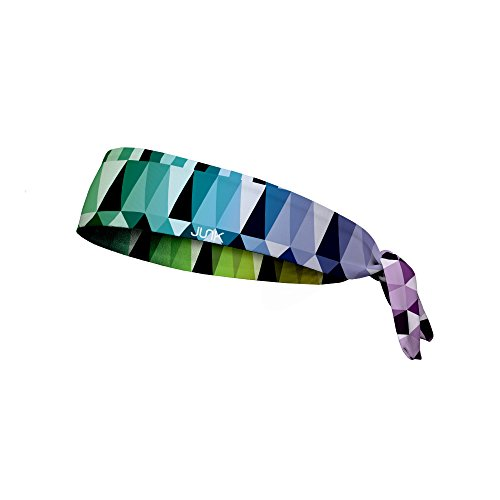 JUNK Brands Amadeus Flex Tie Headband, Multicolor, One Size