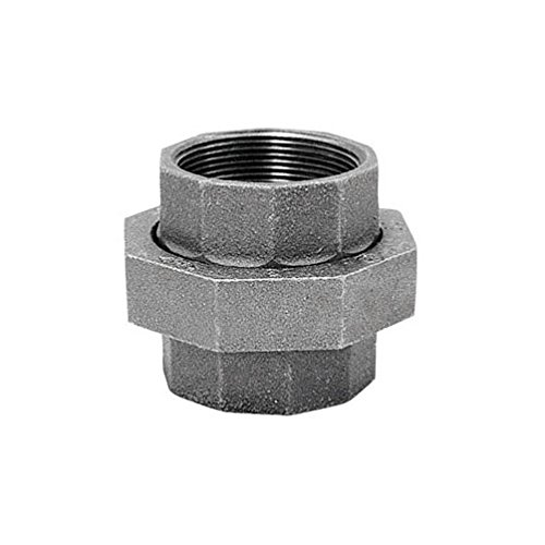 Anvil Union Galvanized 1-1/2 - Galvanized Anvil International Union