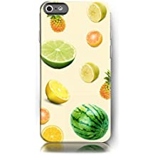 iPhone 6 Case, SPRAWL [Non-Slip] [Perfect-Fit] iPhone 6 (4.7) Case Slim **NEW** [Fit Series] [Thin Fit] Non Slip Surface with Excellent Grip Hard Case - Slim Case for iPhone 6 (4.7) (2014) -- Lovely Cartoon Fruit