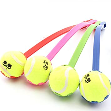 Simple Culture Lanzador de pelotas de juguete para mascotas, 46 cm ...