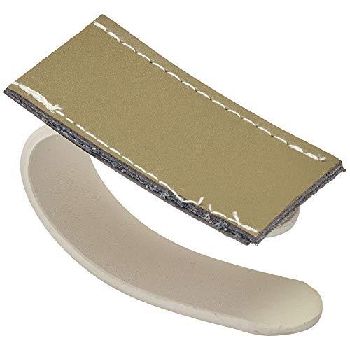MedValue Quadriplegic Palmar Clip with Pocket Single Pocket ()