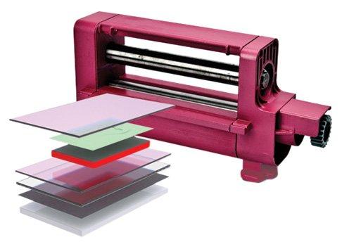Xyron Creatopia Shapez Shape Maker Die Cut Starter Kit