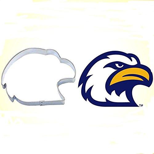 Eagle Hawk Head Designer Cookie Cutter 4.5