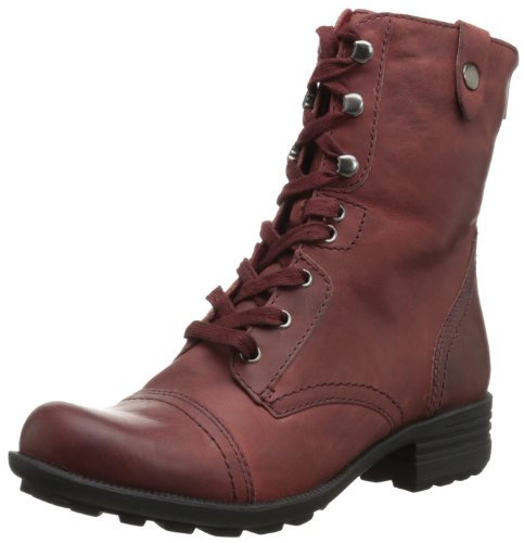 Cobb Bethany Boot Hill Dark Red Women's 11gq70wv