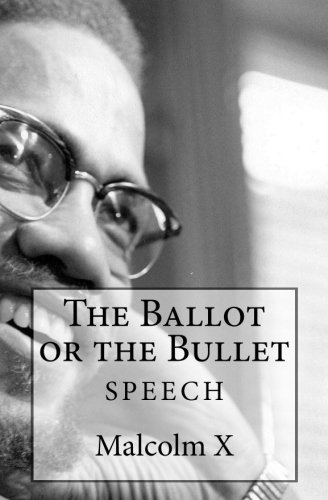 Books : The Ballot or the Bullet