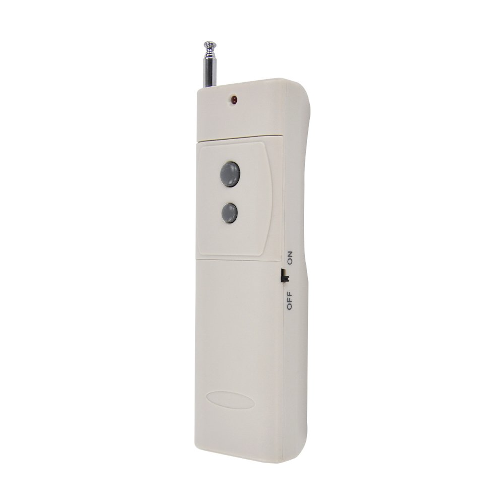 Manufacturer with Remote new brand YS-05AY AC110-120V Flashing Light Alarm with Fire Alarm Sounds