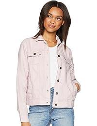 Womens Linen Jean Jacket
