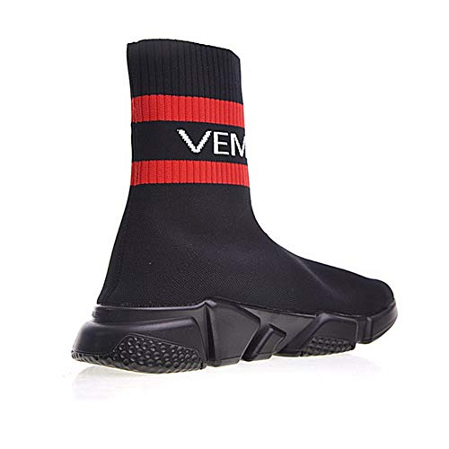 Sportive Basket All'aperto Interior Mid Ross Fitness Donna Nero Stretch Casual Running knit Uomo Sneakers Scarpe Per OqCxwznF