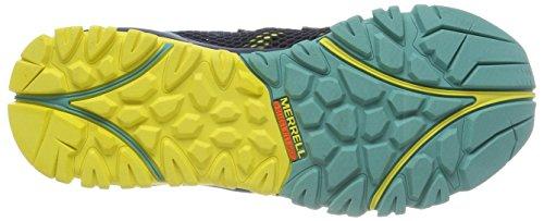 Randonnée Chaussures Tetrex Turquoise Femme Crest Merrell Turquoise Basses Rapid de wqagPxR1
