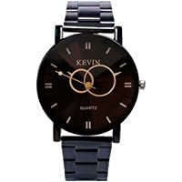 Kevin fashion watches for men alloy couple business watches ladies quartz jewelry watch