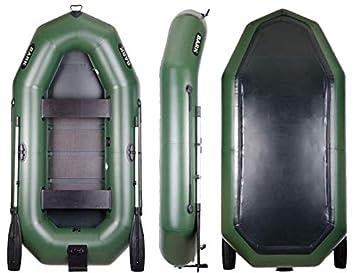 Bark B de 270 N 2.7 m 8.9 ft Manguera Boot con Espejo de popa para