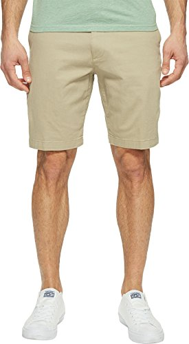 Dockers Men's Classic Fit Perfect Short D3 Stretch, Sand Dune (Stretch), 34W by Dockers