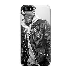 High Grade Jeffrehing Flexible Tpu Case For Iphone 5/5s - Tyga