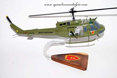 25th Infantry Division UH-1H Model for sale  Delivered anywhere in USA
