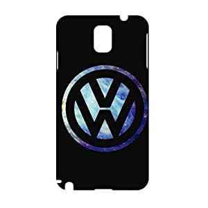 vw stickers 3D Phone Case for Samsung NOTE 3