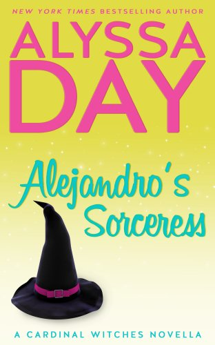 book cover of Alejandro\'s Sorceress