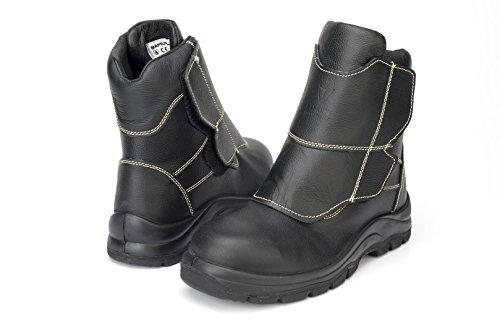 Samurai 1034316009Paar Schuhe Hohe Caldera S3HRO HI CI SRC FE, schwarz, 46