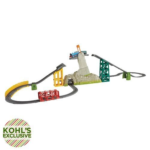 Thomas' Avalanche Escape Set - Limited Edition Only at Kohl's (Fisher Price Thomas And Friends Trackmaster Avalanche)
