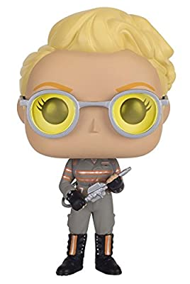Funko POP Movies: Ghostbusters 2016 Jillian Holtzmann Action Figure | Learning Toys