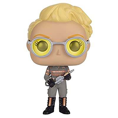 Funko POP Movies: Ghostbusters 2016 Jillian Holtzmann Action Figure: Funko Pop Movies:: Toys & Games