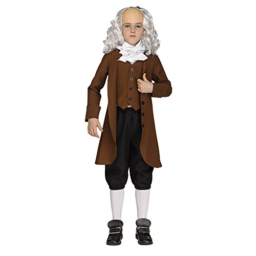 Fun World Big Boy's Ben Franklin American President