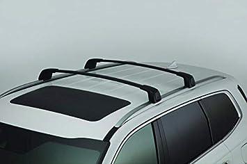 Amazon Com Oem Genuine 2020 Kia Telluride Roof Rack Cross Bars Automotive