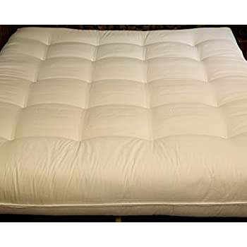 cotton cloud futons   all natural cotton twin size futon amazon    cotton cloud futons   all natural cotton twin size      rh   amazon