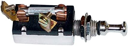 Complete Tractor New 1100-0976 Light Switch Replacement for Ford Tractor 601 Series 801 Series 8N