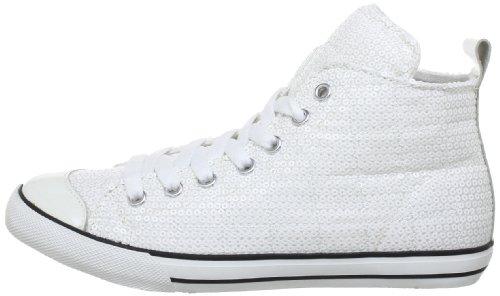 Blanc Zap Femme Lds1301 Baskets white Mode SSnwqRT8g