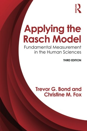 Applying the Rasch Model: Fundamental Measurement