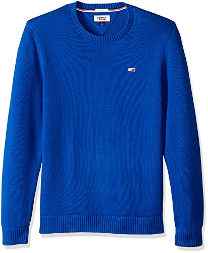 Tommy Jeans Men's Sweater Classics Collection, surf The Web, Large - Tommy Hilfiger Collection