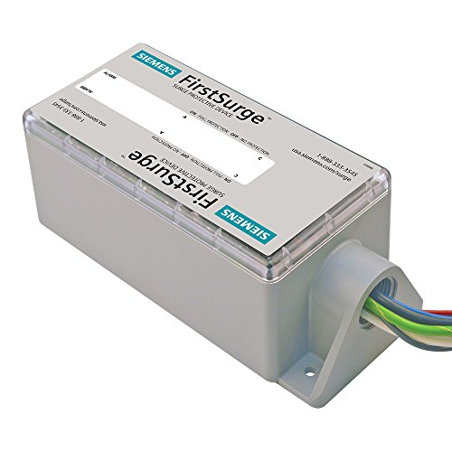 Siemens FS140 Whole House Surge Protection from SIEMENS