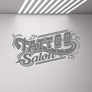 YuanMinglu Tatuaje salón Tatuajes de Pared Tienda de ...