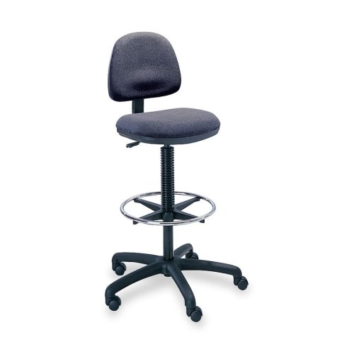 Safco Precision Extended Height Stools-Precision Drafting Chair, 25