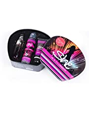 She Is clubber Gift Set Eau de Toilette, 50 ml- With Deodorant & Body Lotion