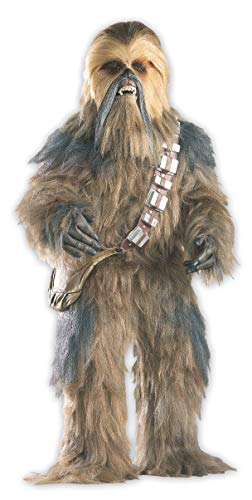 Rubie's Star Wars Collector Supreme Edition, Star Wars Episode III, Chewbacca Costume, Adult Standard -