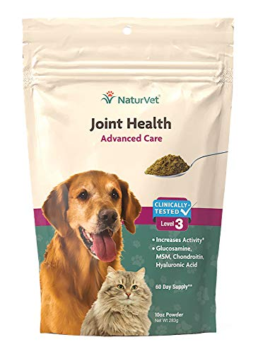Garmon Corporation/Naturvet Joint Health Level-3 Powder Bag 60 Day 10 Oz
