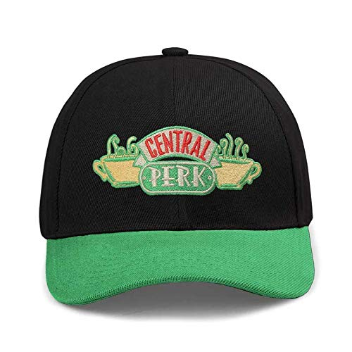 ae41b43b07432 The Souled Store Cotton Unisex F.R.I.E.N.D.S  Central Perk Cap ...