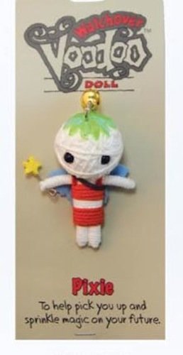 [Watchover Voodoo Pixie Doll, One Color, One Size] (Voodoo Doll Costume Child)