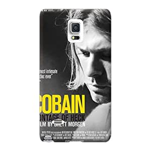 Perfect Hard Phone Cover For Sumsang Galaxy Note 4 (sbx5746PiAR) Custom Attractive Foo Fighters Skin