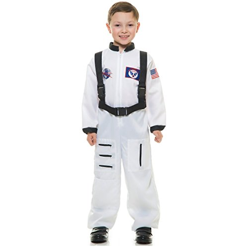 USA Astronaut Kids Costume (Boys Astronaut Costume)