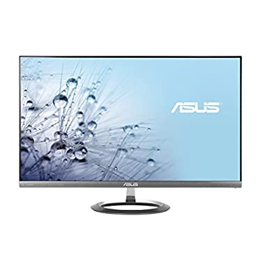 "ASUS Designo MX27AQ 27"" WQHD 2560x1440 IPS DP HDMI Eye Care Frameless Monitor"