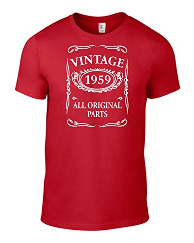 partes corta los rojo de de camisetas manga hombres originales Camisa Todas las 6wAa0Onx5